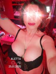 Проститутка Киева Алетта 8 размер, снять за 2500 грн