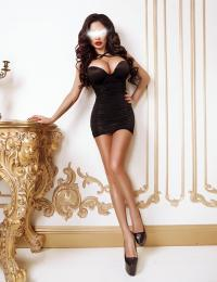 Проститутка Киева МИЛЕНА- ELITE , с 6 размером сисек