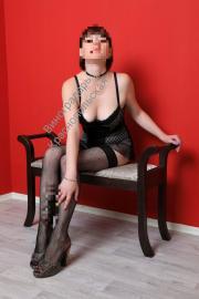 Проститутка Киева Алина стройная Веник, с 3 размером сисек