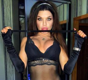 Проститутка Киева Инна_транссексуалка, снять за 6000 грн