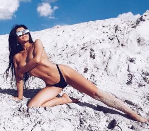 Проститутка Киева Милена, ей 22 года