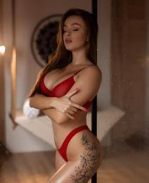 Проститутка Киева Бьянка, с 3 размером сисек