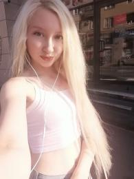 Проститутка Киева Снежана, с 2 размером сисек