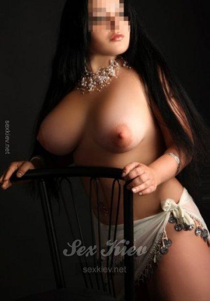 Проститутка Киева   Рита    , с 4 размером сисек