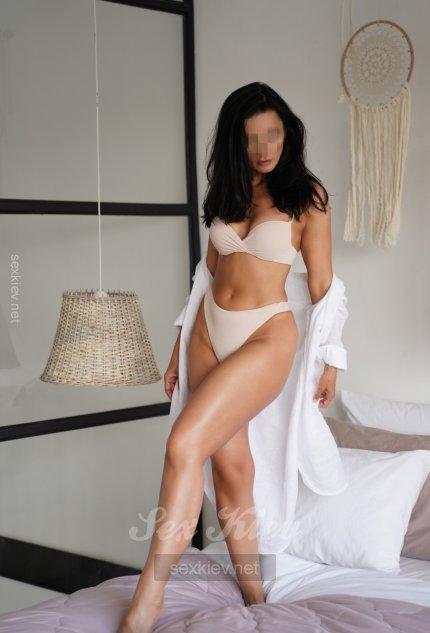 Проститутка Киева Вика, ей 30 лет