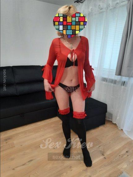 Проститутка Киева МАРИША., ей 35 лет