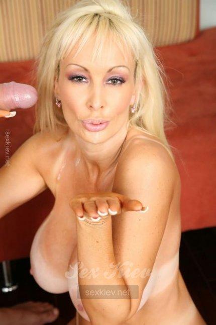 Проститутка Киева ИЛОНА, ей 40 лет