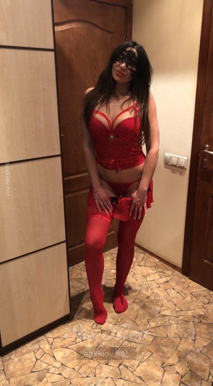 Проститутка Киева КРИСТИНА, секс с 10:00 до 10:00