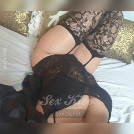 Проститутка Киева Развратная Танечка, с 4 размером сисек