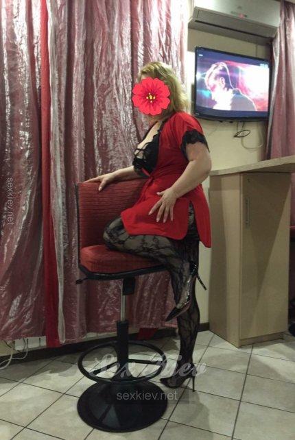 Проститутка Киева Развратная Танечка, индивидуалка за 600 грн