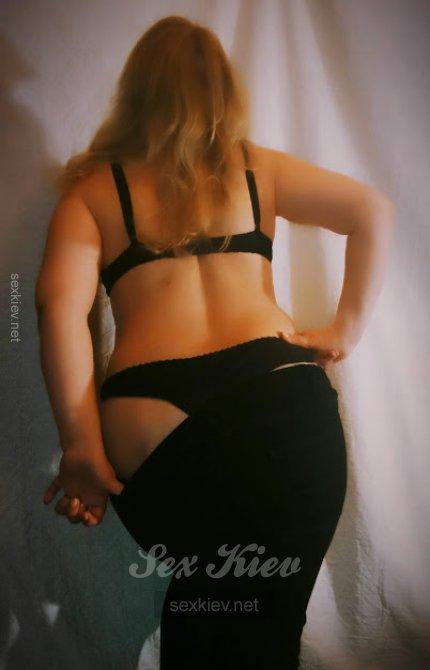 Проститутка Киева Вероника, с 2 размером сисек
