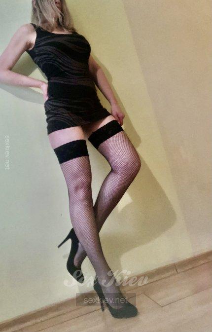 Проститутка Киева НадеждаИНДИ, с 3 размером сисек