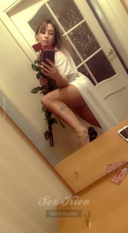 Проститутка Киева валерия не салон, ей 29 лет