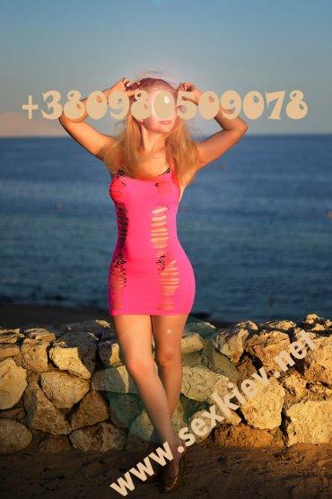 Проститутка Киева NIKA, снять за 3000 грн