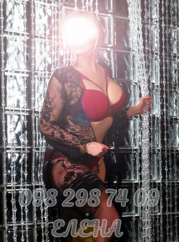 Проститутка Киева Елена , интим услуги без доплат к 3000 грн