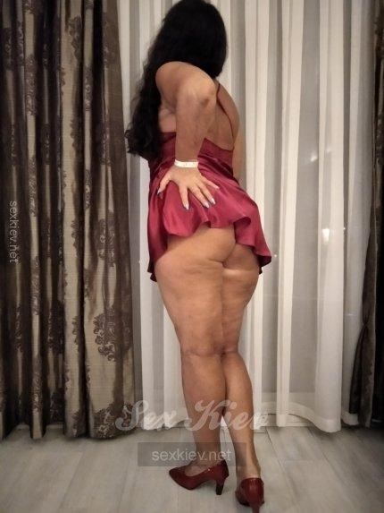 Проститутка Киева Елизавета, с 4 размером сисек