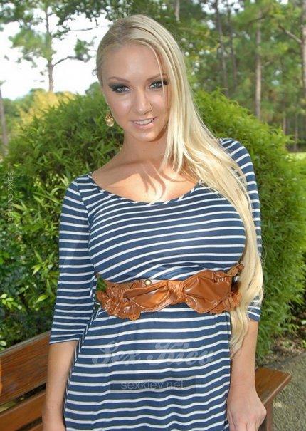 Проститутка Киева САША, с 3 размером сисек