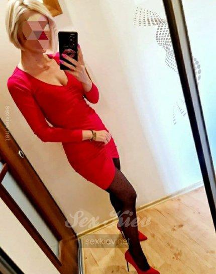 Проститутка Киева Богдана, снять за 1200 грн