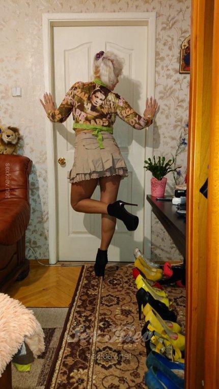 Проститутка Киева Анастасия, секс с 10:00 до 10:00