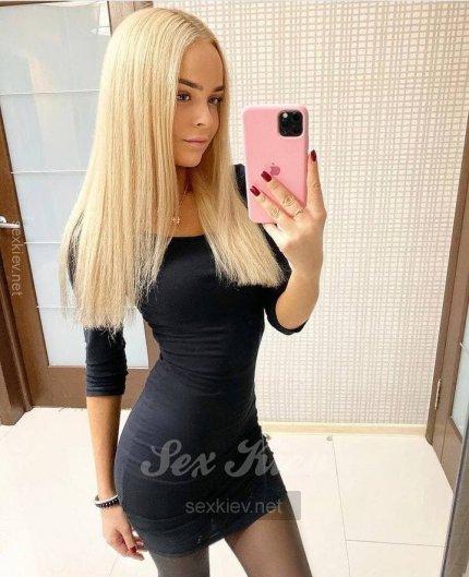 Проститутка Киева Варвара, снять за 2500 грн