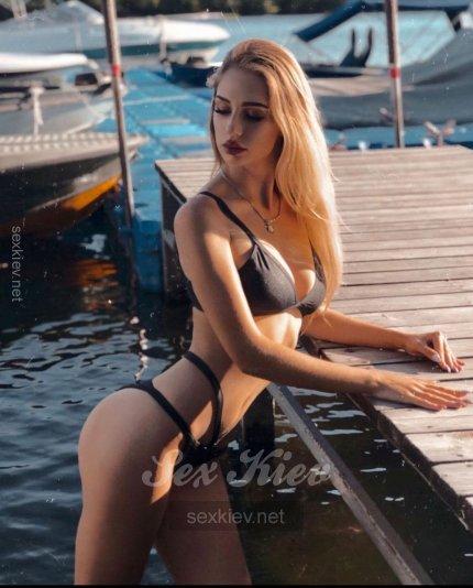 Проститутка Киева Эмилия, ей 20 лет
