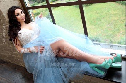 Проститутка Киева Натали, интим услуги без доплат к 2200 грн