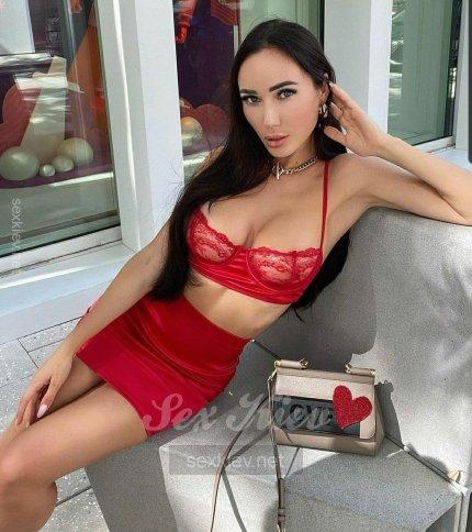 Проститутка Киева Алиса, индивидуалка за 2500 грн