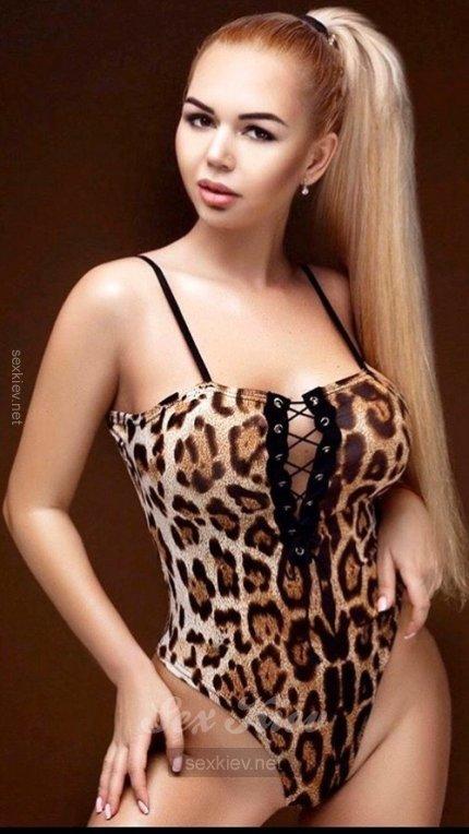 Проститутка Киева Виктория , ей 21 год