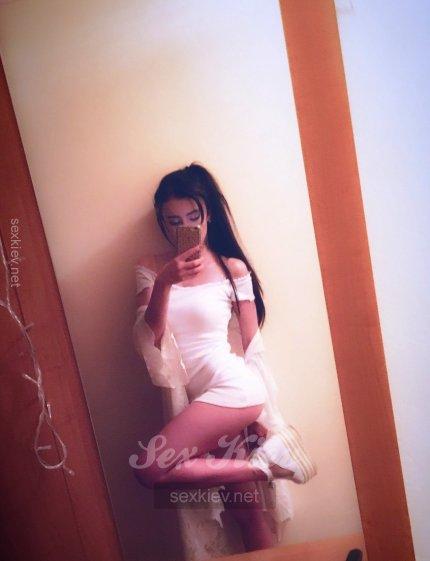 Проститутка Киева Ася, снять за 2000 грн