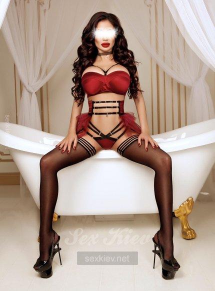 Проститутка Киева МИЛЕНА- ELITE , секс с 01:00 до 01:00