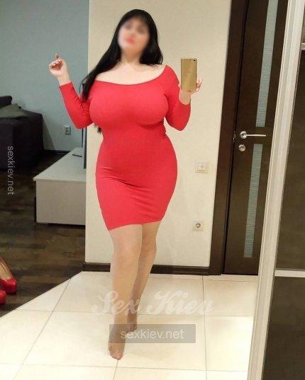 Проститутка Киева МАДЛЕН MILF, ей 35 лет