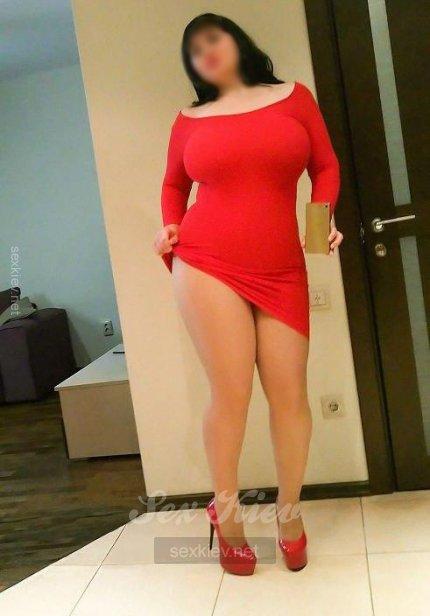 Проститутка Киева МАДЛЕН MILF, секс с 01:00 до 01:00