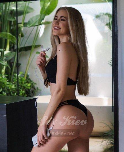 Проститутка Киева Сашенька, снять за 2500 грн