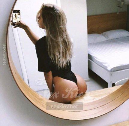 Проститутка Киева Стелла, индивидуалка за 3000 грн