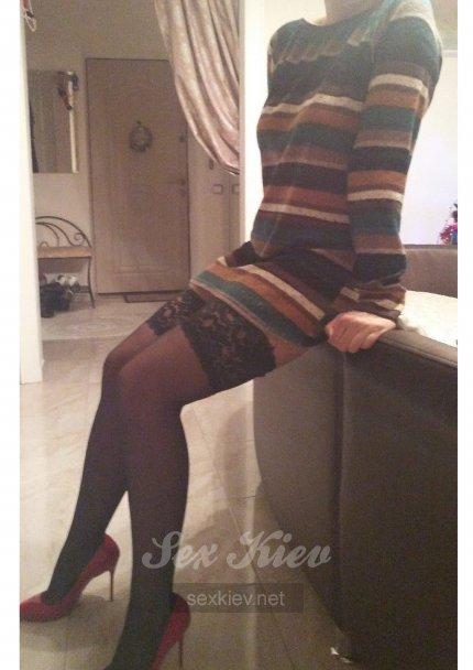 Проститутка Киева Lera, снять за 600 грн