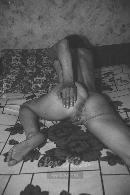 Проститутка Киева 40 кг, Анальчик, ей 43 года
