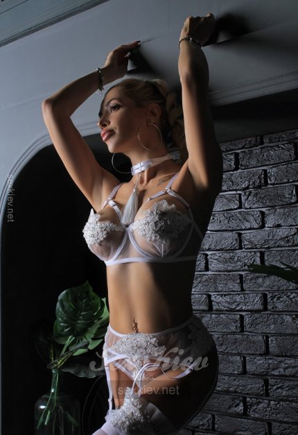 Проститутка Киева Nika, с 4 размером сисек
