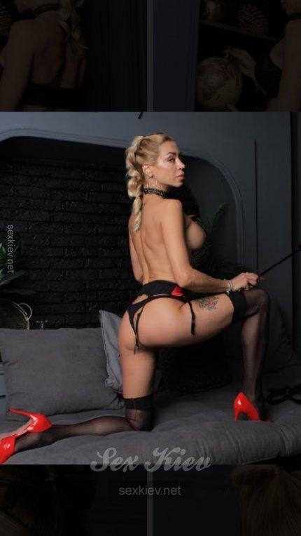 Проститутка Киева Nika, секс с 10:00 до 10:00