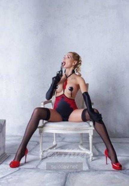 Проститутка Киева Nika, индивидуалка за 3500 грн