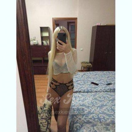 Проститутка Киева  Алина, ей 23 года