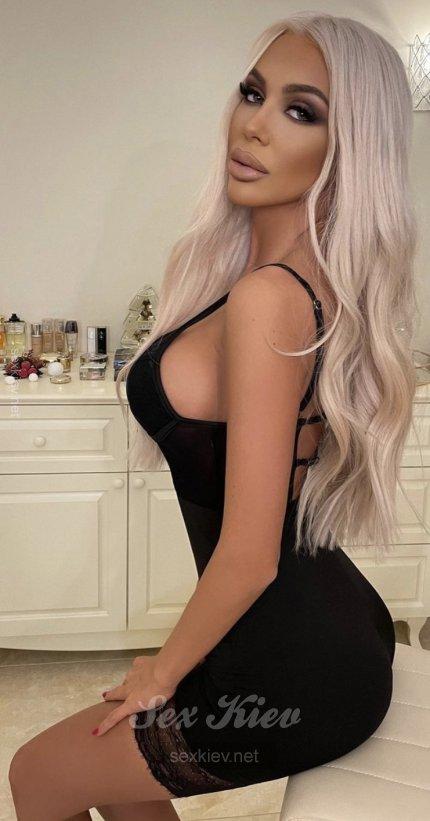 Проститутка Киева Лиля АНАЛ, ей 35 лет