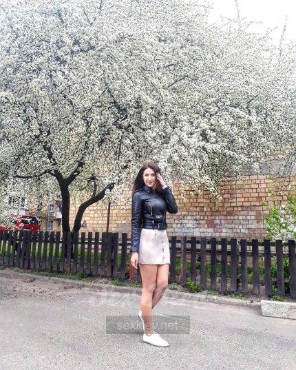 Проститутка Киева Мила, ей 22 года