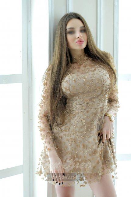 Проститутка Киева Молли, снять за 5600 грн