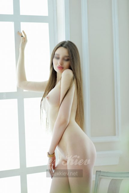 Проститутка Киева Молли, шлюха за 5600 грн в час