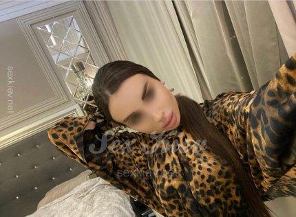 Проститутка Киева Молли, интим услуги без доплат к 5600 грн