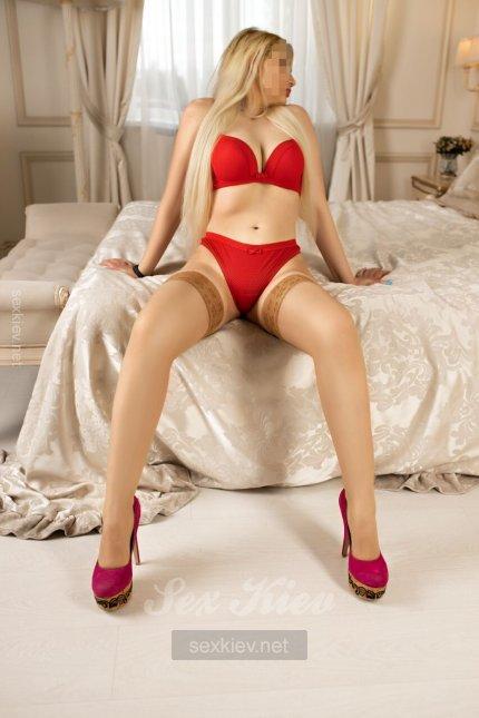 Проститутка Киева Анюта, снять за 2000 грн