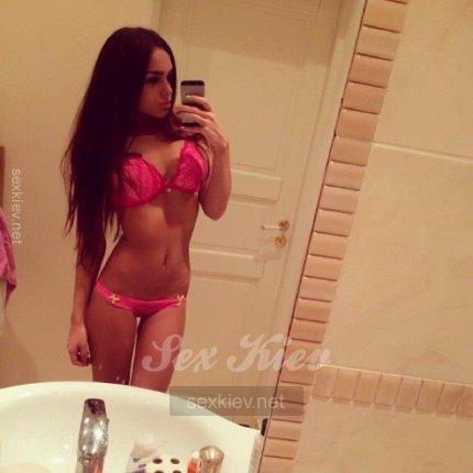 Проститутка Киева Алина, ей 22 года