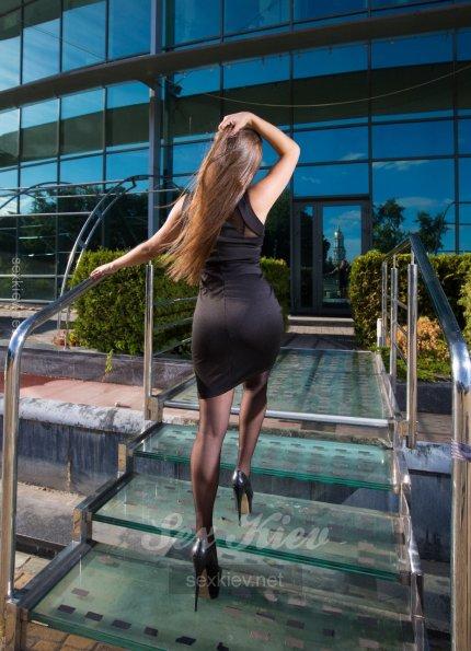 Проститутка Киева ВИОЛА NEW, ей 18 лет
