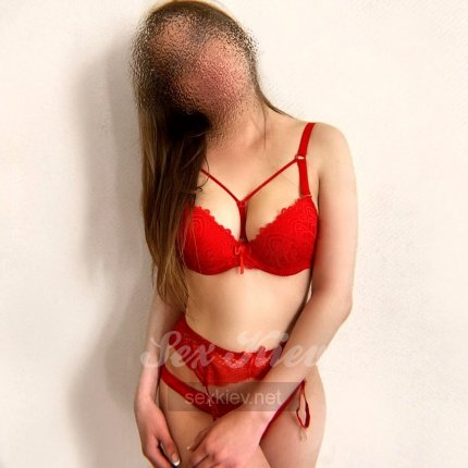 Проститутка Киева Иванка+Сауна, с 3 размером сисек