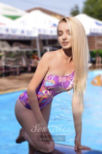 Проститутка Киева АЛЁНА  VIP, ей 21 год